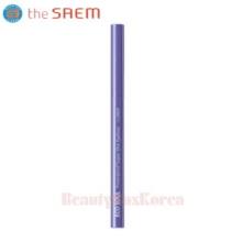 THE SAEM Eco Soul Powerproof Super Slim Eyeliner 0.1g [2018 SS Campaign],THE SAEM